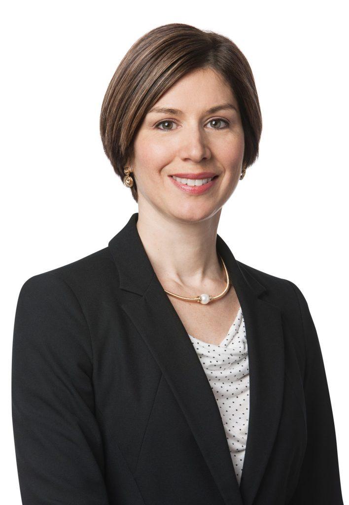 Lawyer Kateri Cree